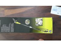 Ryobi cordless pole saw new in the box £60