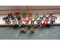 Gormiti bundle of figures