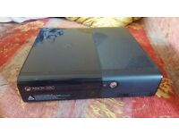 XBOX 360 E CONSOLE BLACK ( 3 FREE GAMES AND TURTLE BEACH HEADSET)