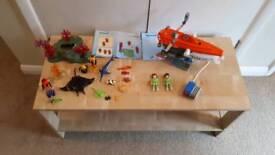 Job lot of playmobil