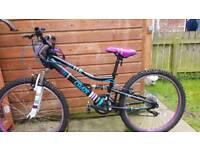 Girls 24inch mountain bike