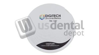 Hs Dental Zirconia Blank Zz 95mm X 22mm - Hs - 1 Block Per 114354