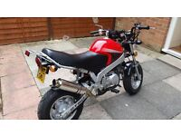 Motor bike 140cc