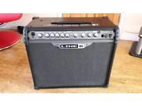 Line 6 Spider 3 75 Watt Guitar Amplifier
