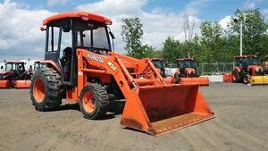 2010 Kubota M59 tracteur loader