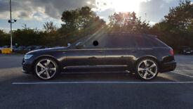 Audi A6 3.0 TDI Estate Black Edition S-Line Multitronic,