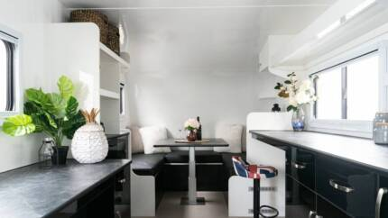 20FT Goldstar On Site Van, Teenage Retreat with Full Ensuite Berrilee Hornsby Area Preview
