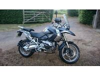 BMW R1200GS. Excellent Bike