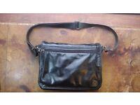 Ted Baker Man Bag black leather