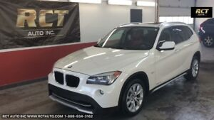 2012 BMW X1 XDRIVE AWD 2.0 L TWIN TURBO,PREMIUM FULL
