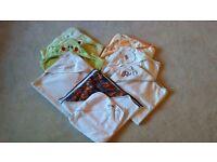 Baby towel bundle