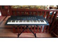 Yamaha PRS18 Keyboard with stand