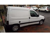 Peugeot Partner 1.9d Van (Non Turbo/No Side Door)
