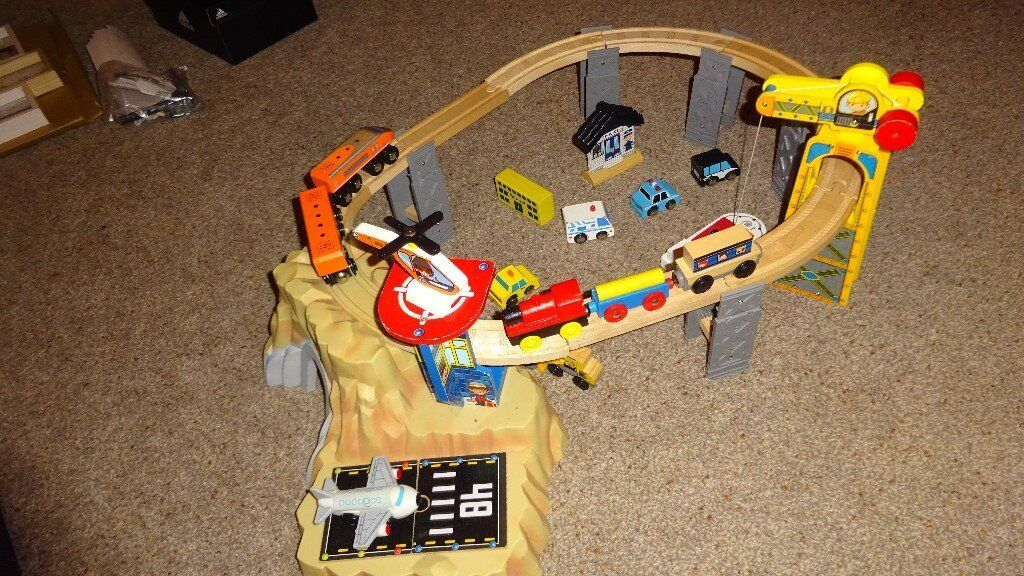 Brio Train Set With Numerous Vehicles And Accessories In Cults Aberdeen Gumtree