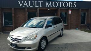 2005 Honda Odyssey LX (WARRANTY INCLUDED)