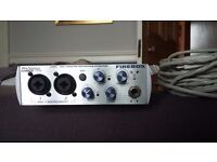PreSonus Firebox - Firewire Audio Interface