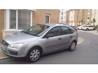 Ford Focus with 12months MOT