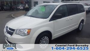 2012 Dodge Grand Caravan SE/SXT with 7 Passenger Seating