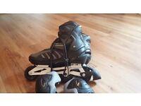 Decathlon new roller skate size 9.5 uk