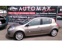 DIESEL 2008 (58) RENAULT CLIO 1.5 DYNAMIQUE DCI 5 DOOR HATCH JULY 2019 MOT DONE 91K WITH S/HISTORY +