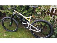 Mountain Bike YT Capra pro race (Enduro / Downhill)