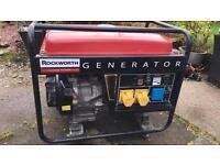 Rockworth generator