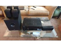 Denon AVR-X1200W Receiver with Tannoy Speakers