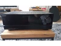 Sony STR-DN1000 Home Cinema Amplifier. Remote control included. Perfect working order.