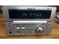 TEAC MC D78 mini hi fi system+ Jamo 105