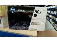 HP LASER JET BLACK CARTRIDGE