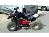Quad bike 90cc automatic, suit 8-13 years, great runner