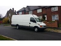 Sheffield and South Yorkshire Man and Van / Removal / Student Moves / House Clearance Services