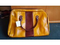 Genuine Leather Valentina carrier bag. Gorgeous quality!!