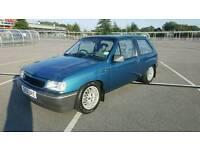Vauxhall nova 1.2 luxe plus