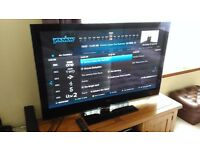 """LG 50"""" TV FREEVIEW USB MOVIES FULL HD 1080p CAN DELIVER."""