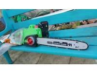 18 inch chainsaw