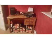 Sheesham Wood Desk