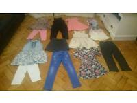 Girls clothes age 6 years