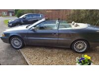 Volvo C70 Convertible 2ltr, manual, T, New MOT, FSH, *LOW MILAGE*