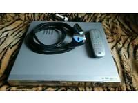 Philips DVDR3380 dvd player/recorder