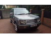 Range Rover Vogue Fully Loaded, Four wheel-drive, ***Sat Nav**TV **Rear TV and Entertaiment Pack