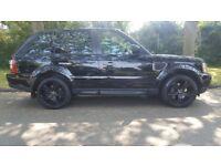 Range Rover Sport 2.7tdv6 4x4 *FSH*