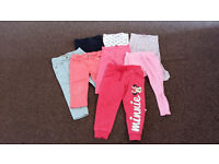 Girls leggins/ jeans 2-3 years