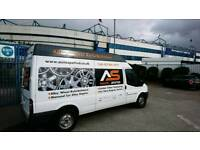 Mobile Alloy Wheel Refurbishment Repair service