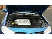 Spotless renault megan convertible 1.6 petrol