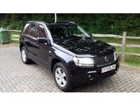 Suzuki Grand Vitara 2.0 5 5dr AUTO in Black