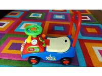 Mickey Mouse N Friends Activity Ride on car bike
