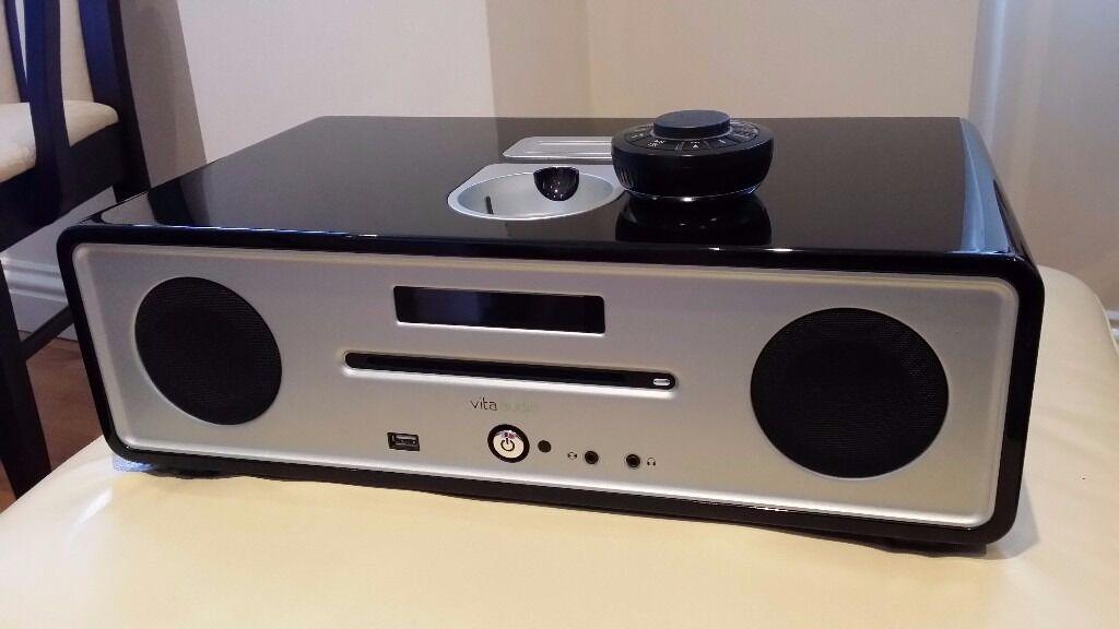 Vita Audio R4 / Ruark / Home Audio System (DAB/CD/ AUX ...