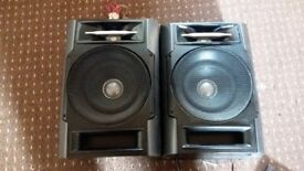 Phillips Speakers x 2