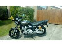 Yamaha XJR 1300 2008 only 3447 genuine miles